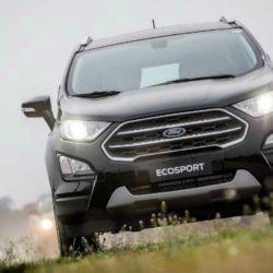 5° Ford EcoSport, 1.873 unidades vendidas.