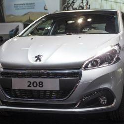 9° Peugeot 208, 1.568 unidades vendidas.