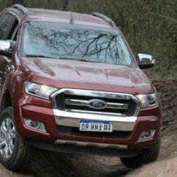 10° Ford Ranger, 1.556 unidades vendidas.