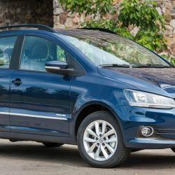 2° Volkswagen Suran, 2.550 unidades vendidas.