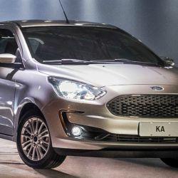3° Ford Ka, 2.334 unidades vendidas.