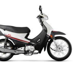 5° Zanella ZB110, 2.068 unidades vendidas.