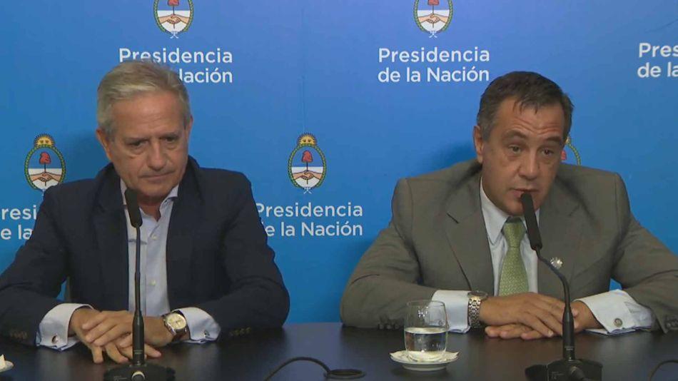 Andrés Ibarra y Alejandro Finocchiaro 02052019