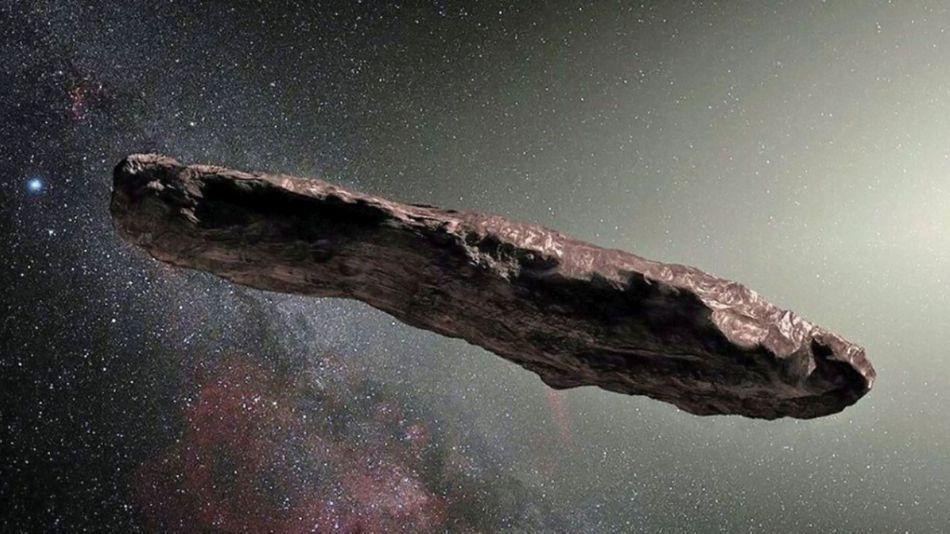 Oumuamua objeto interestelar