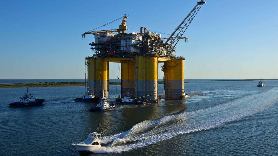 Análisis sobre la industria petrolera.