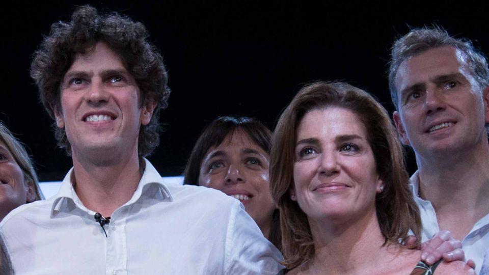 Pérez Volpin llegó a la política de la mano de Martín Lousteau.