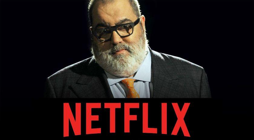 Netflix desmintió la producción de la serie de Lanata tras las críticas