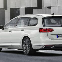 Nuevo VW Passat Variant GTE.