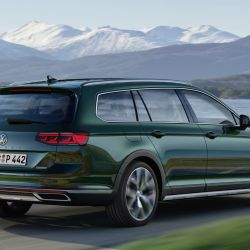Nuevo VW Passat Alltrack.