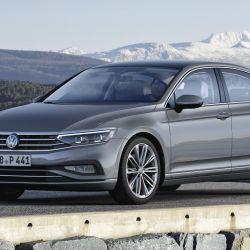 Nuevo VW Passat.
