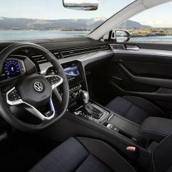 Nuevo VW Passat GTE.