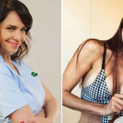 Romina Pereiro furiosa con algunas famosas.