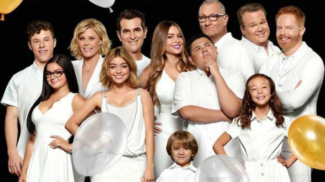 """""""Modern Family"""" llega a su fin luego de 11 temporadas"""