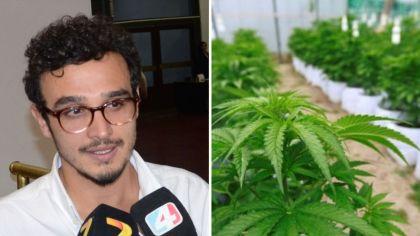 Gastón Morales y el cannabis en Jujuy