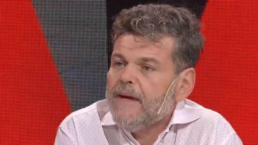 Escándalo entre Alfredo Casero y el dueño de un bar en Palermo