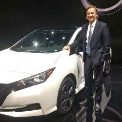 José Luis Valls, Chairman de Nissan LATAM y Vice Chairman de Nissan América del Norte