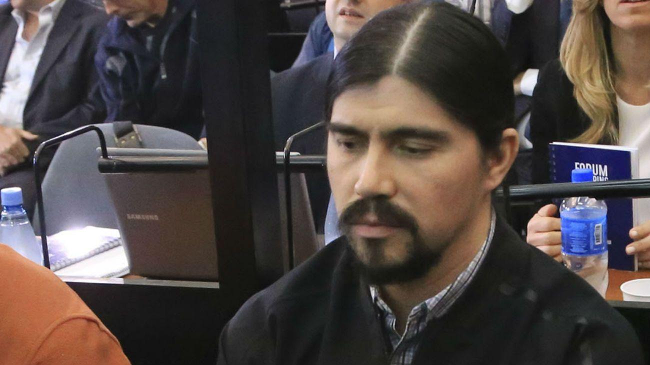 La Justicia confirmó la prisión preventiva de Martín Báez