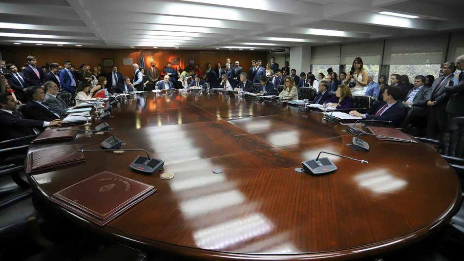 Consejo de la Magistratura 02072019