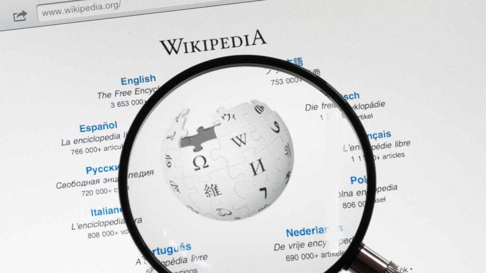 Wikipedia, enciclopedia virtual