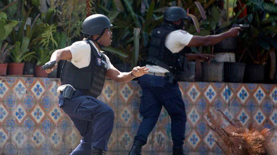 Protestas Haiti 02082019
