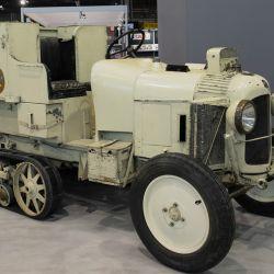 """B2 Autochenille """"Scarabée D'Or"""" año 1922."""