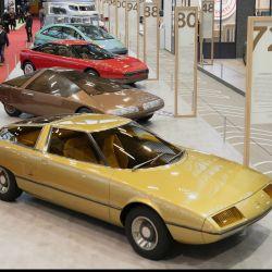 Concept cars Camargue, Karin, Activa 1 y Xanae.