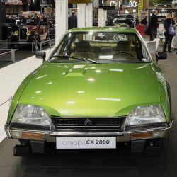 Citroën CX 2000.