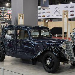 Citroën Traction Avant.