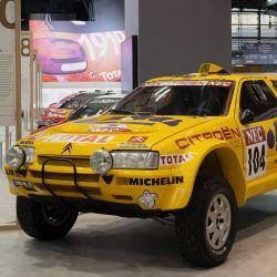 Citroën ZX Rallye Raid.