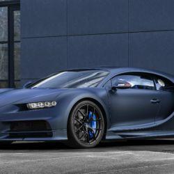 "Bugatti Chiron Sport ""110 ans Bugatti""."