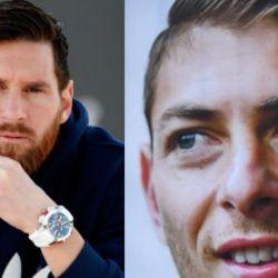 Leo Messi dedicó unas sentidas palabras al futbolista.