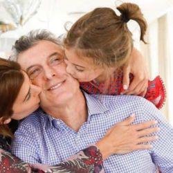 El íntimo festejo de Mauricio Macri y su familia