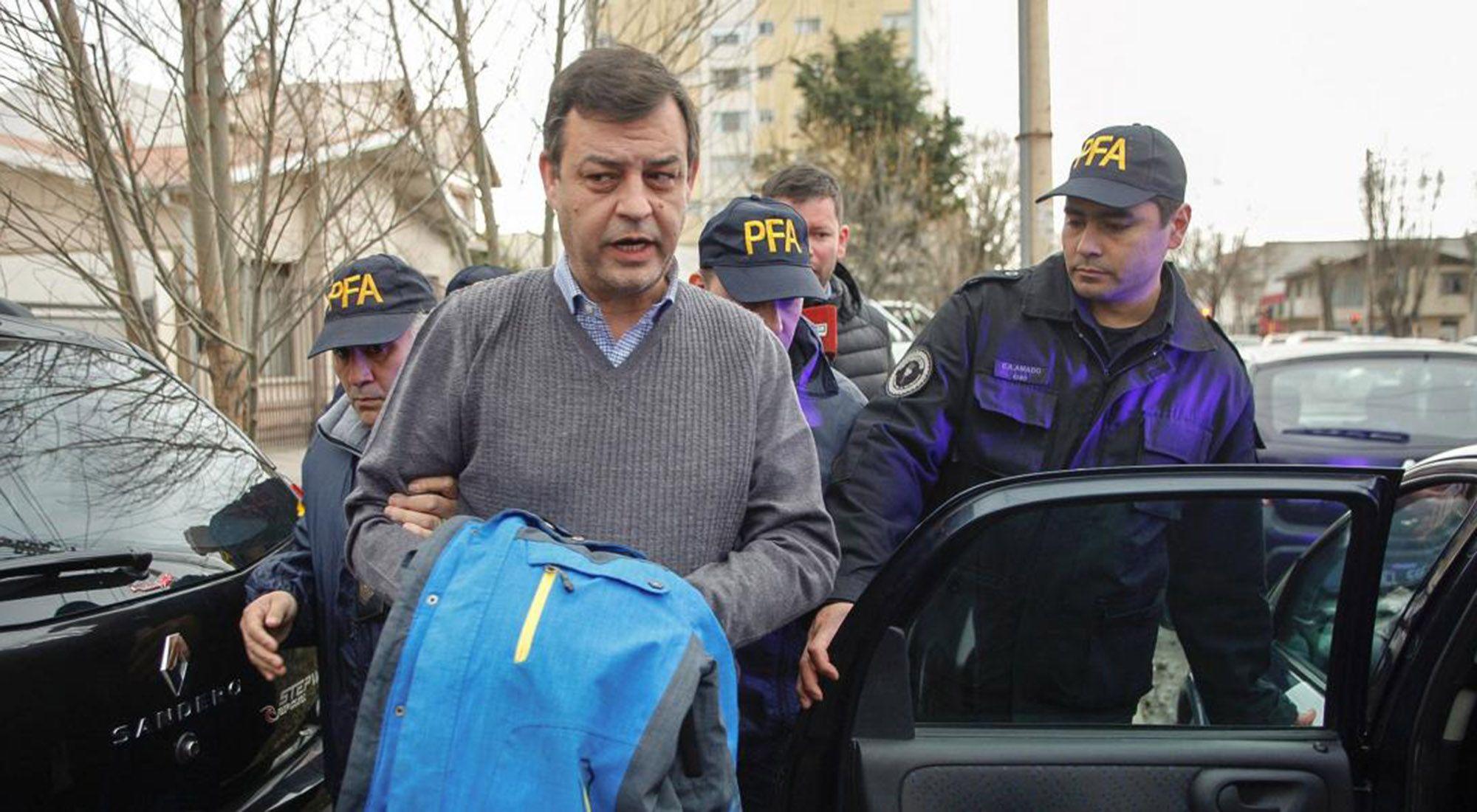 Manzanares ingresó al programa de protección de testigos y pidió que lo cambien de cárcel