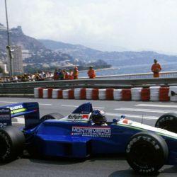 Monteverdi Onyx ORE 1B Gregor Foitek Monaco GP 1990