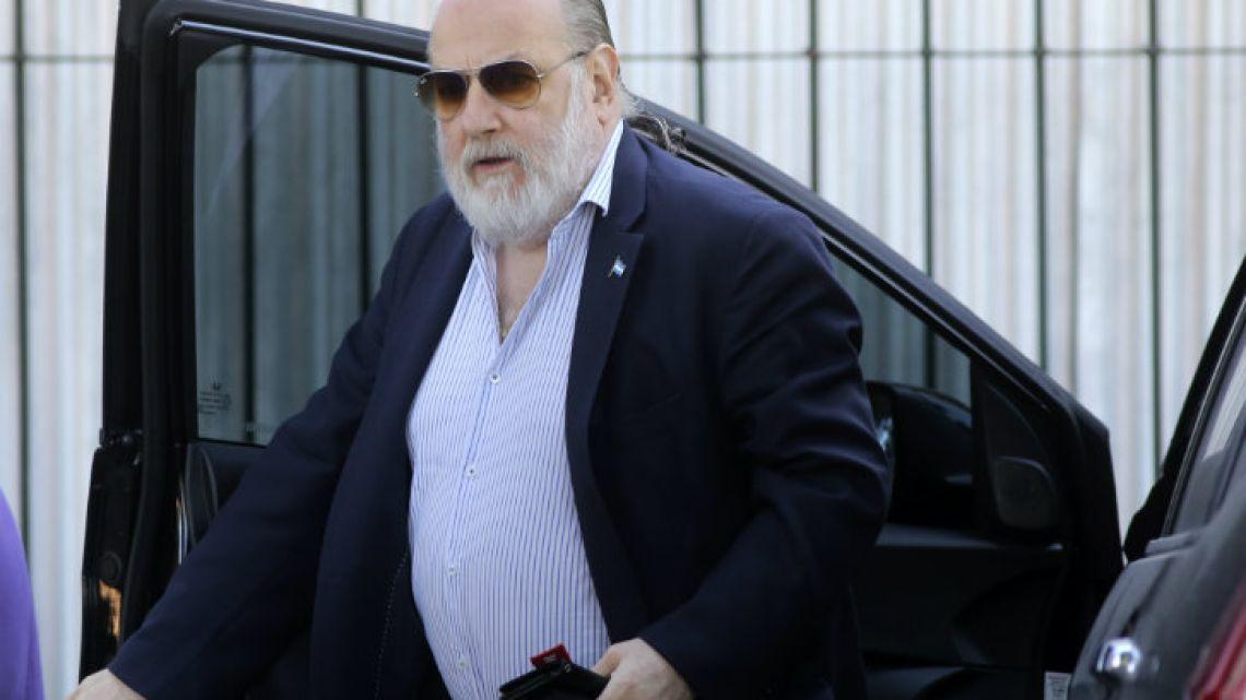 Federal Judge Claudio Bonadio.