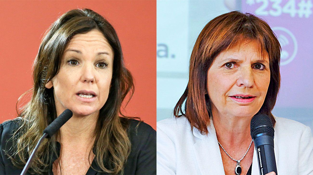 Candidatas. Stanley o Bullrich, dos de las que podrían acompañar  a Macri en la fórmula.