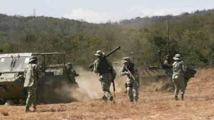 ejercicios militares venezuela