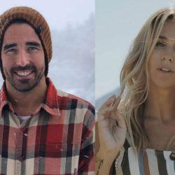 Luis Ventura sorprendió al mostrar un video en donde se puede ver a la pareja apasionados y dando rienda suelta al amor.