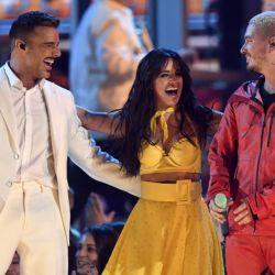 El cantante brilló en los Grammys.