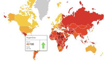 transparencia internacional corrupcion