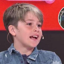 Marcelo Tinelli tiene en la mira a Juan Otero, el hijo de Florencia Peña