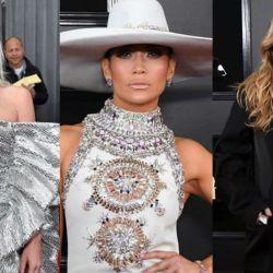 Los mejores looks de la 61° entrega de los Grammys