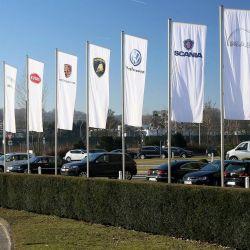 Las distintas marcas pertenecientes a Volkswagen AG