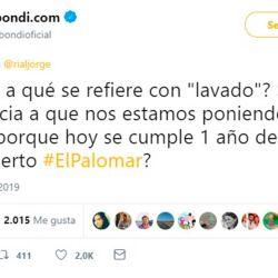 Jorge Rial vs Flybondi