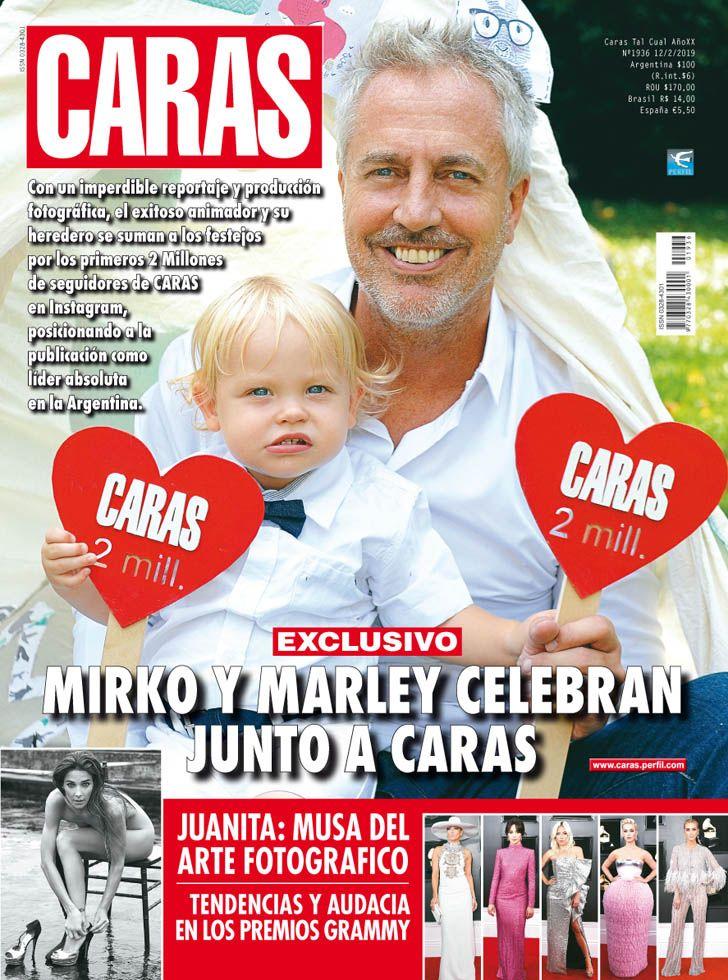 Mirko y Marley celebran junto a CARAS