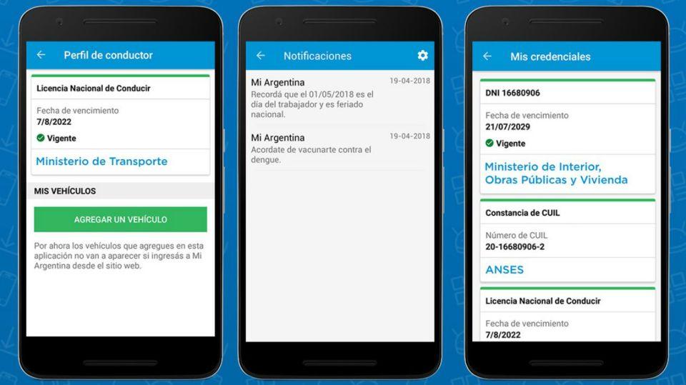 Mi Argentina licencia conducir g_20190212