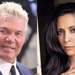 Fernando Burlando y Anita Coacci