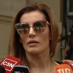 Natacha Jaitt denunció haber sido violada por dos hombres.