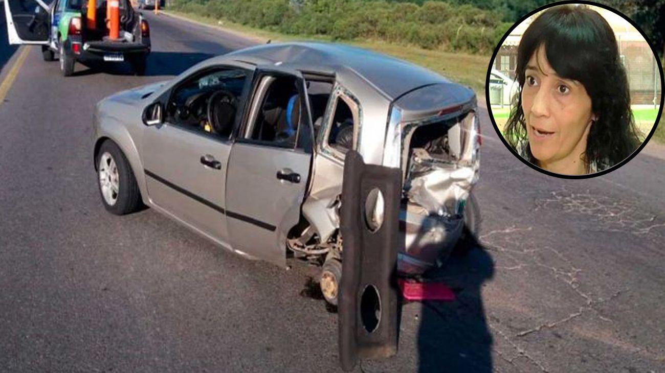 Una directora de tránsito involucrada en un accidente fue suspendida y renunció