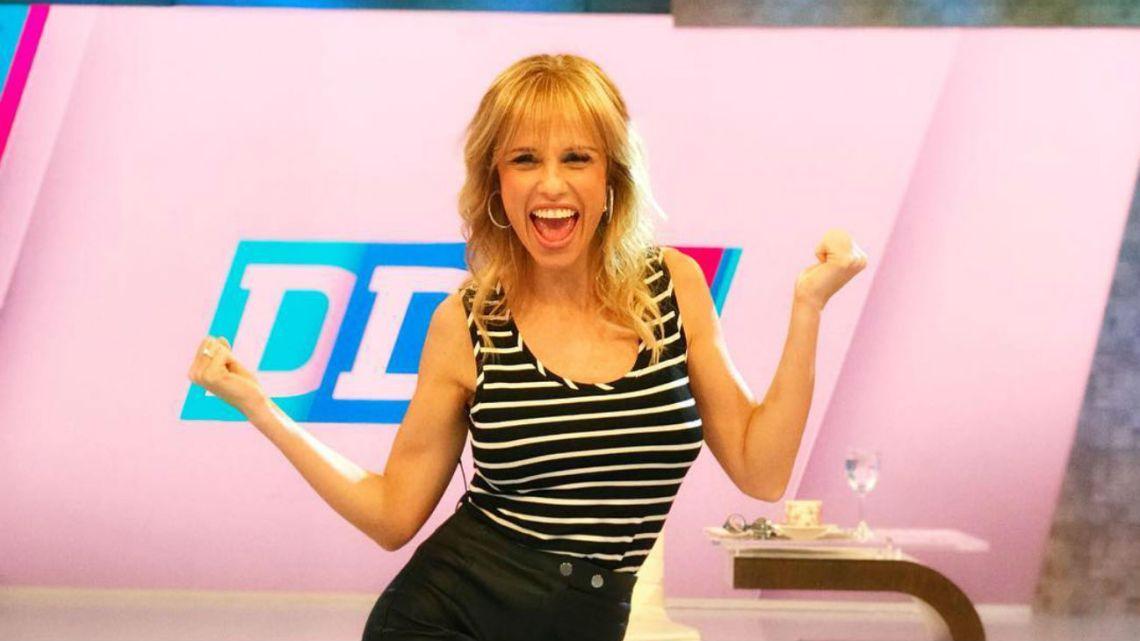 Mariana Fabbiani, conductora de DDM
